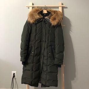 Mackage Harlin Army jacket size S